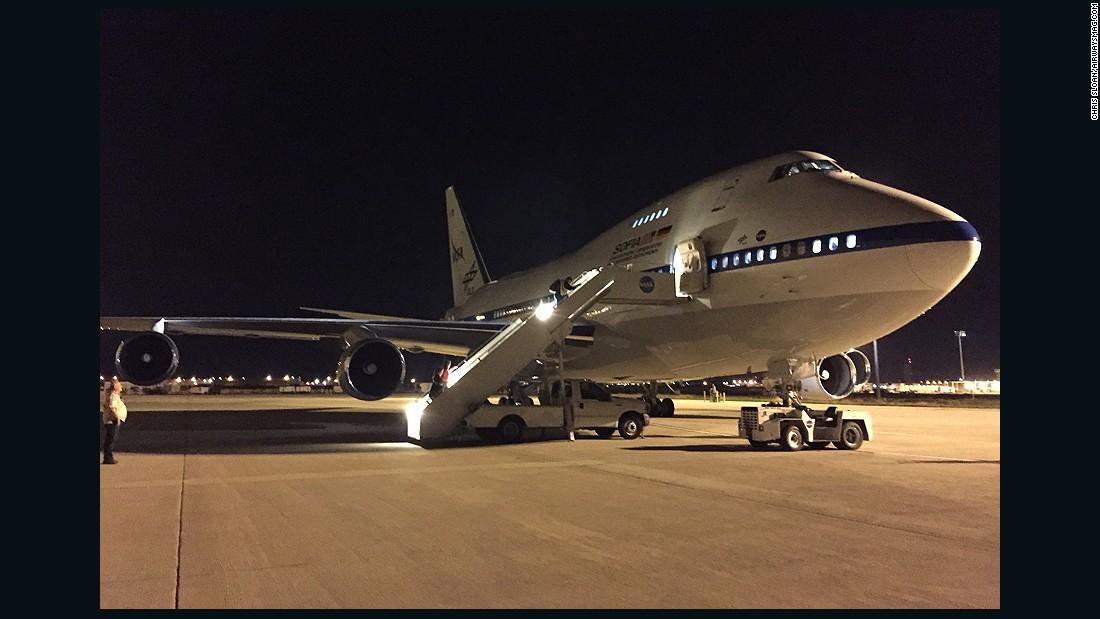 gemini jets nasa sofia - photo #43