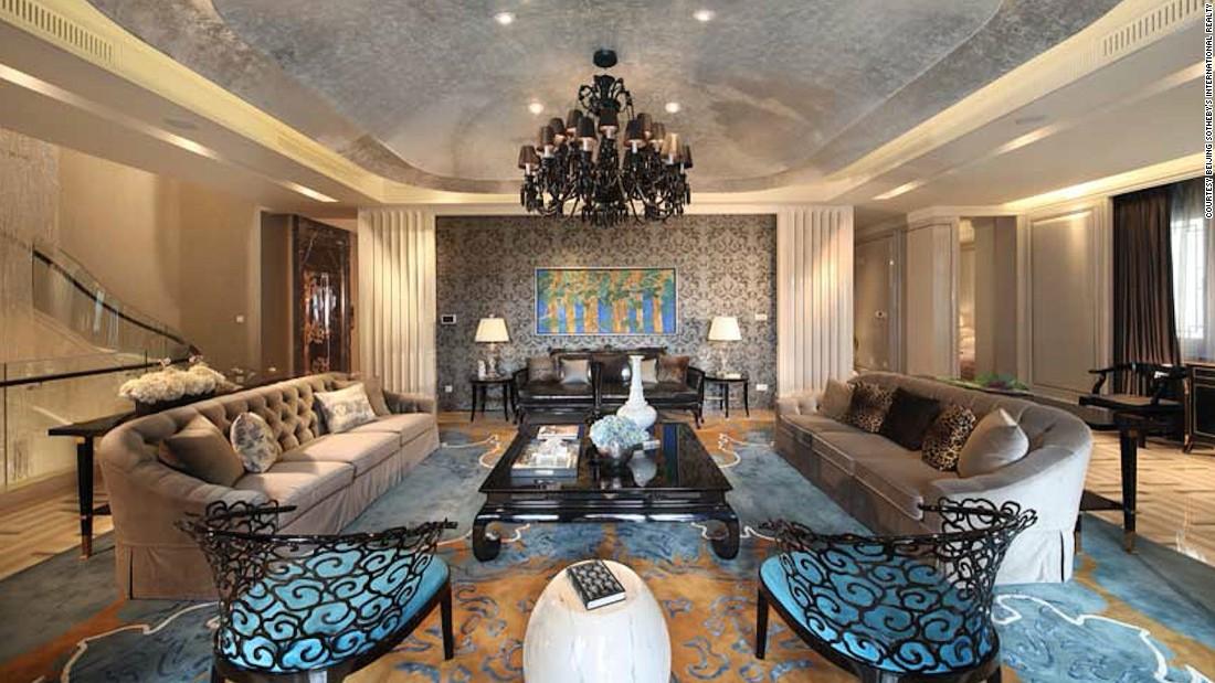 Shanghai Luxury Apartments For Sale