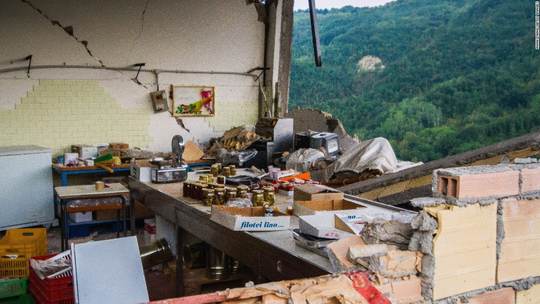 At least 247 killed in earthquake in central Italy - CNN
