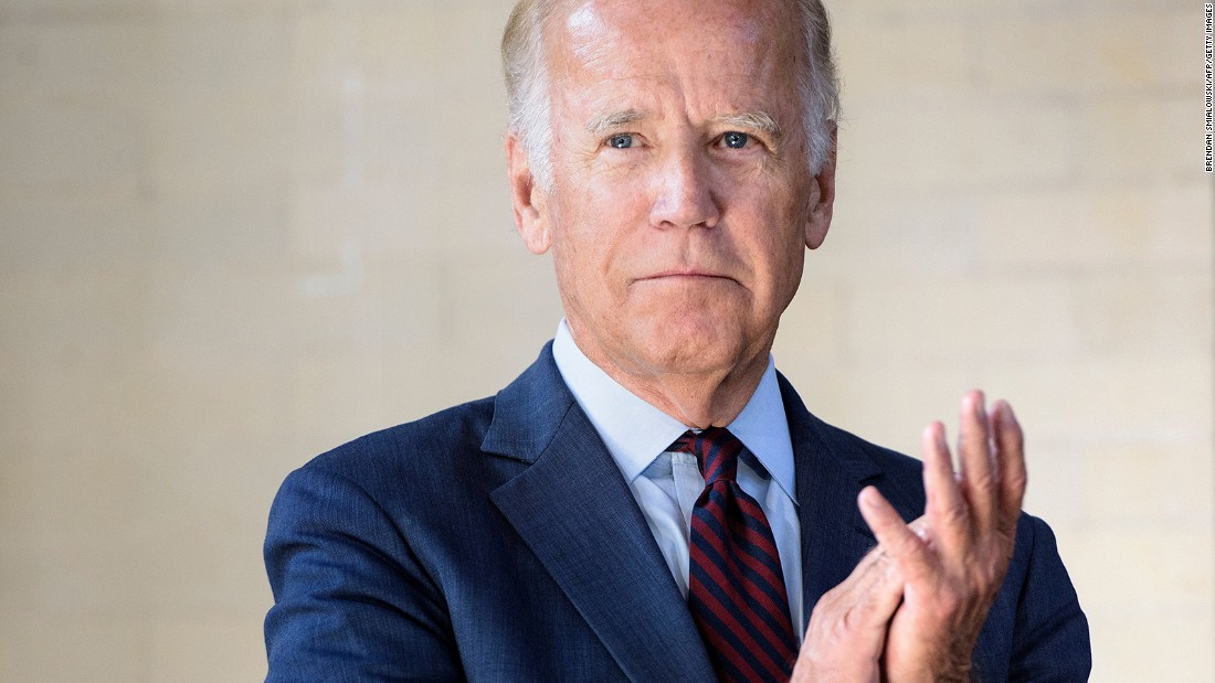Joe Biden's advice to Hillary Clinton: 'Open up ...