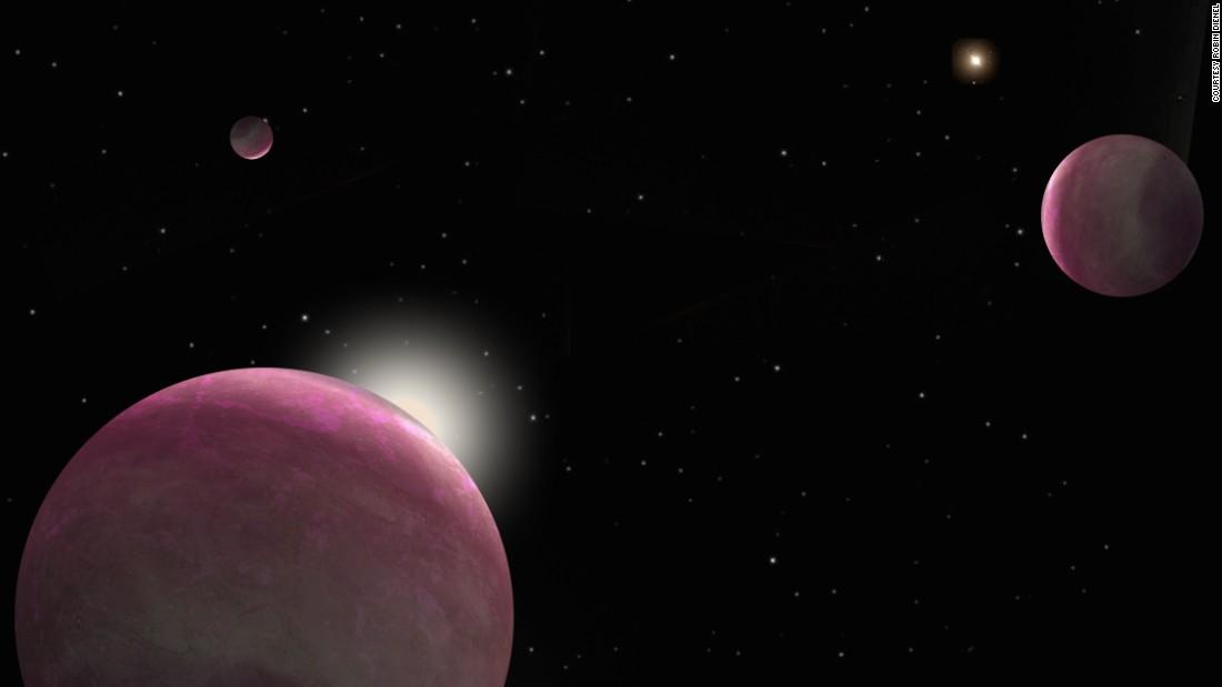 weird solar system - photo #19