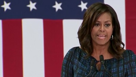 Michelle Obama could be Hillary Clinton's ace ...
