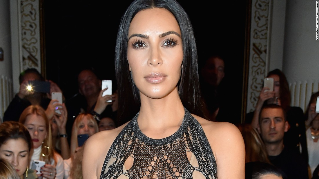 Kim Kardashian's Paris chauffeur released