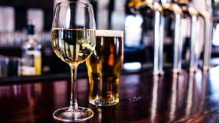 Women now drink nearly as much alcohol as men, study finds