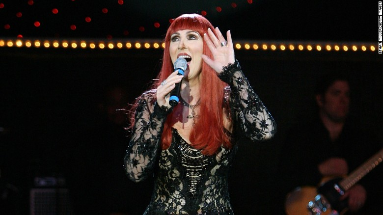 "Do you ""Believe"" Cher will flee the planet?"
