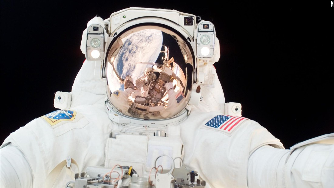 astronaut who was in space for a year - photo #12