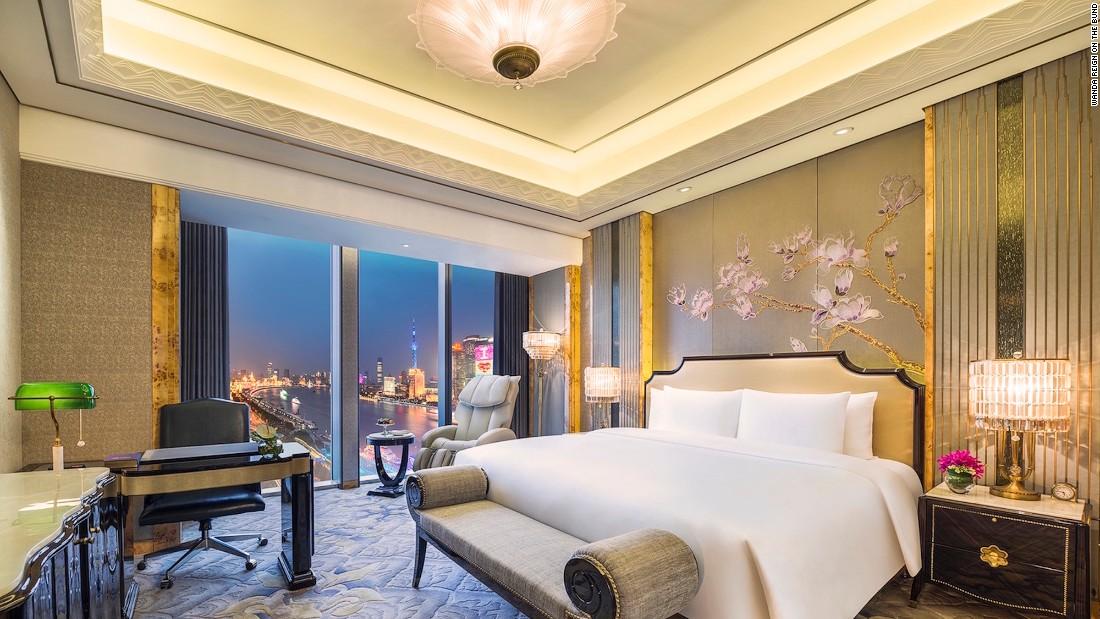 Inside Shanghai S First Quot Seven Star Quot Hotel Cnn Com
