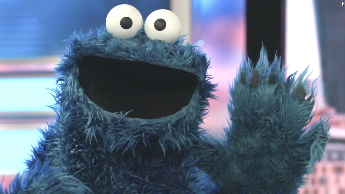 What do you notice What do you wonder Cookies left in the tray How many cookies did the Cookie Monster eat Estimate Write an estimate you know is too high