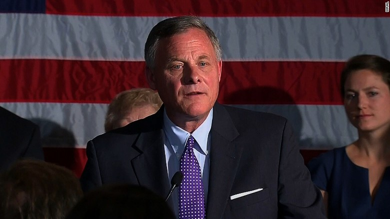 Richard Burr wins North Carolina Senate race - CNNPolitics.com