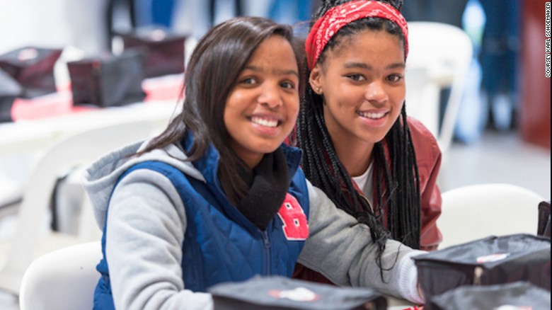 South Africa's program aims to encourage girls into STEM, particularly astronomy. Less than 10% of young women are interested in STEM subjects.