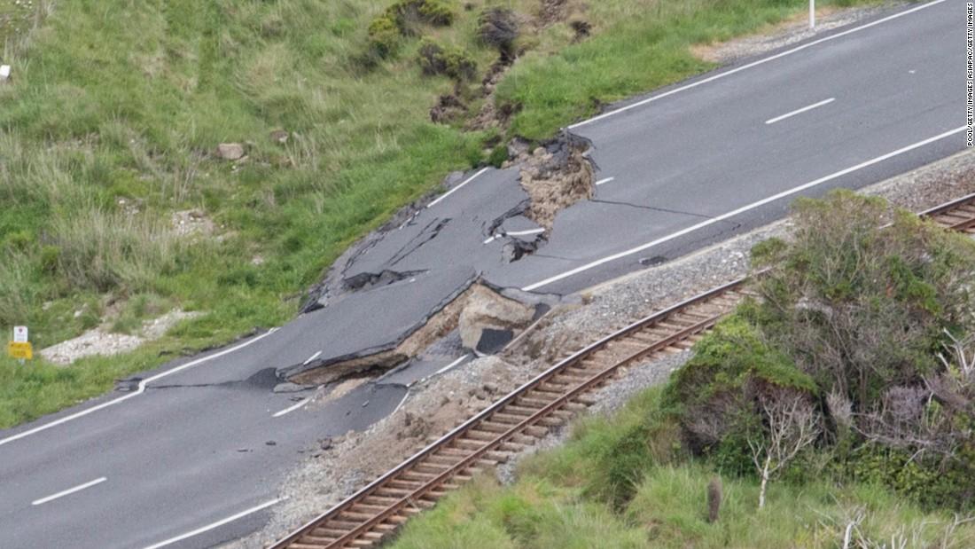 new zealand earthquake - photo #47