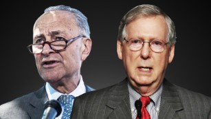 Recess looms over Congress' busy week: Health care, Russia investigations