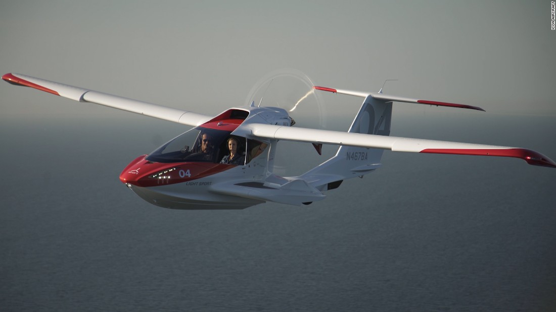 image of This plane makes aviation easy