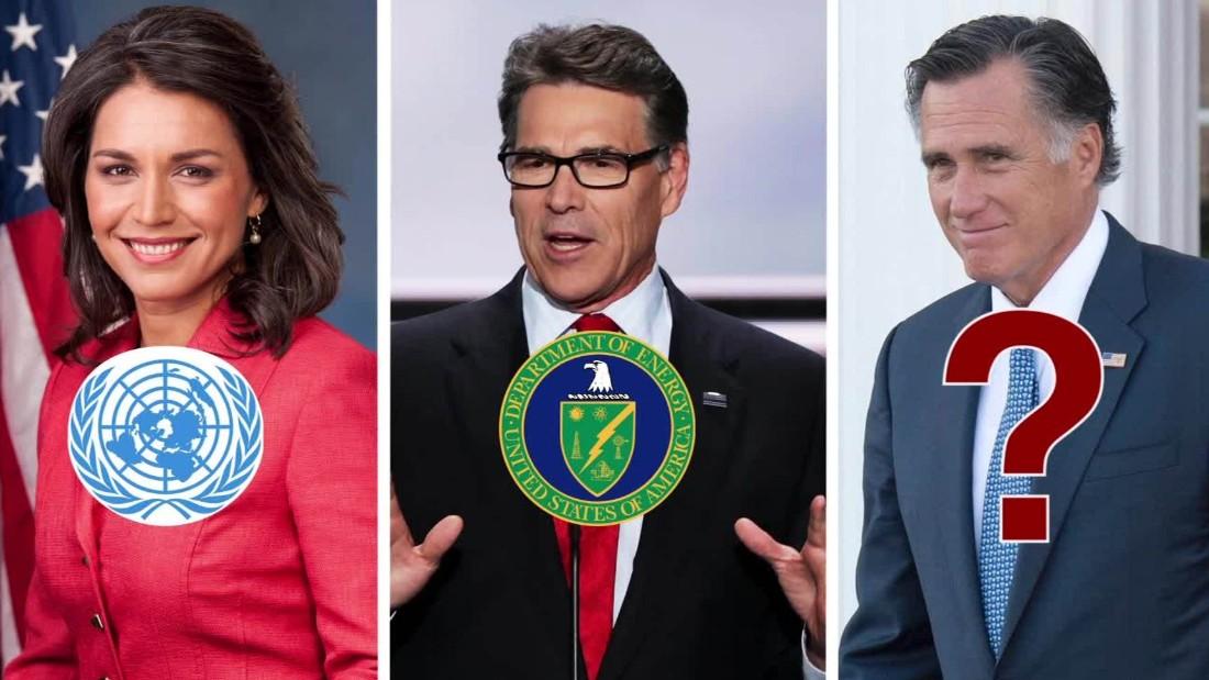More controversies over Trump's Cabinet picks - CNN Video