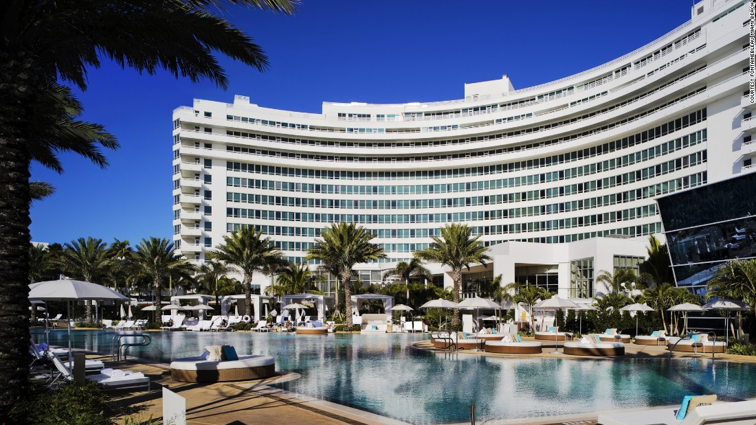 Fontainebleau Hotel South Beach