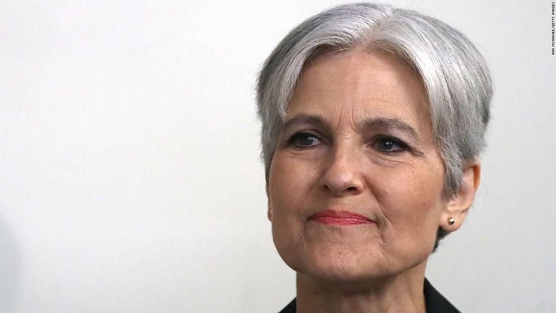 image of Jill Stein raises millions for recount