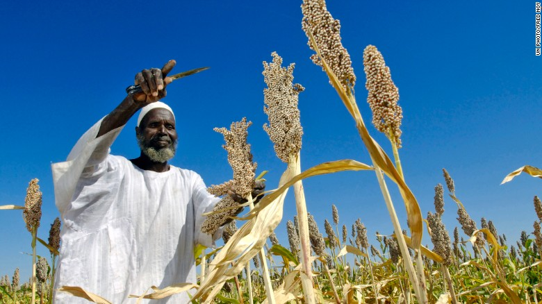 Shifting climatic conditions has a dramatic effect on Sudan's livelihood and food security.