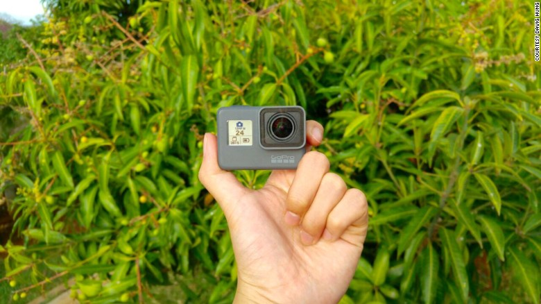 A little like Siri, intrepid videographers can tell the GoPro Hero 5 when to turn on and off and when to pause and play. It can even be told to record video or shoot bursts.