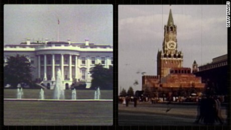 The Cold War: Then and now