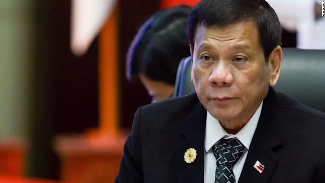 Philippines' Duterte orders police to 'cleanse' ranks amidst murder scandal