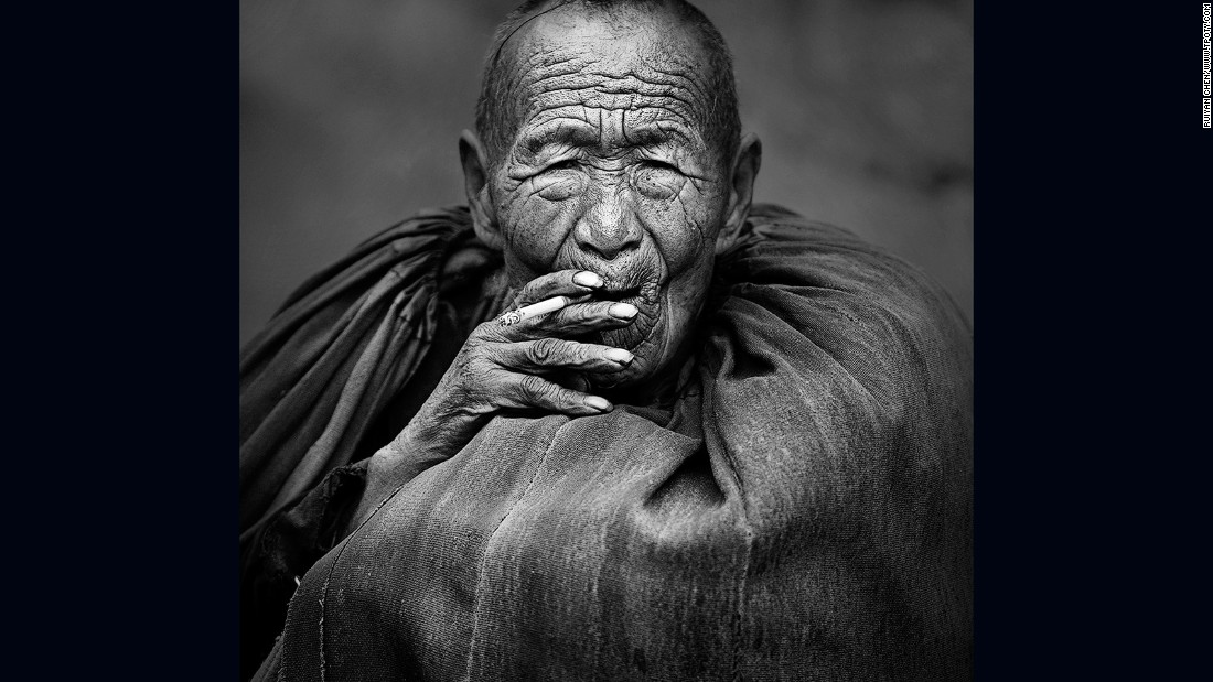 Ruiyan Chen of China was named the winner in the Mankind portfolio category for a series of images of the ethnic Yi people in the Daliang Mountains of Sichuan Province.