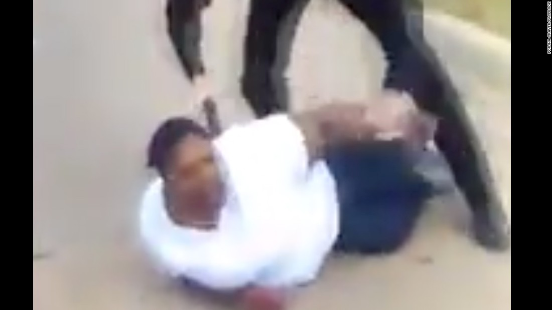 Fort Worth police drop charges on mom, daughter in Facebook live arrest