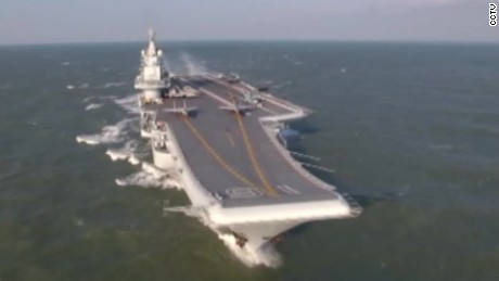 china aircraft carrier pacific drills cctv von_00000024