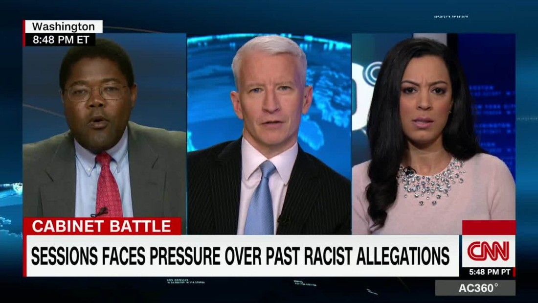 Ex-Sessions staffer, commentator clash on air over racism ...
