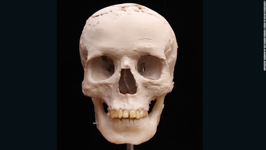 A 9,500-year-old skull gets a 3D makeover - CNN