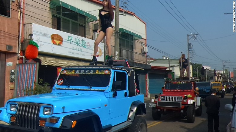 Image result for taiwan pole dancing