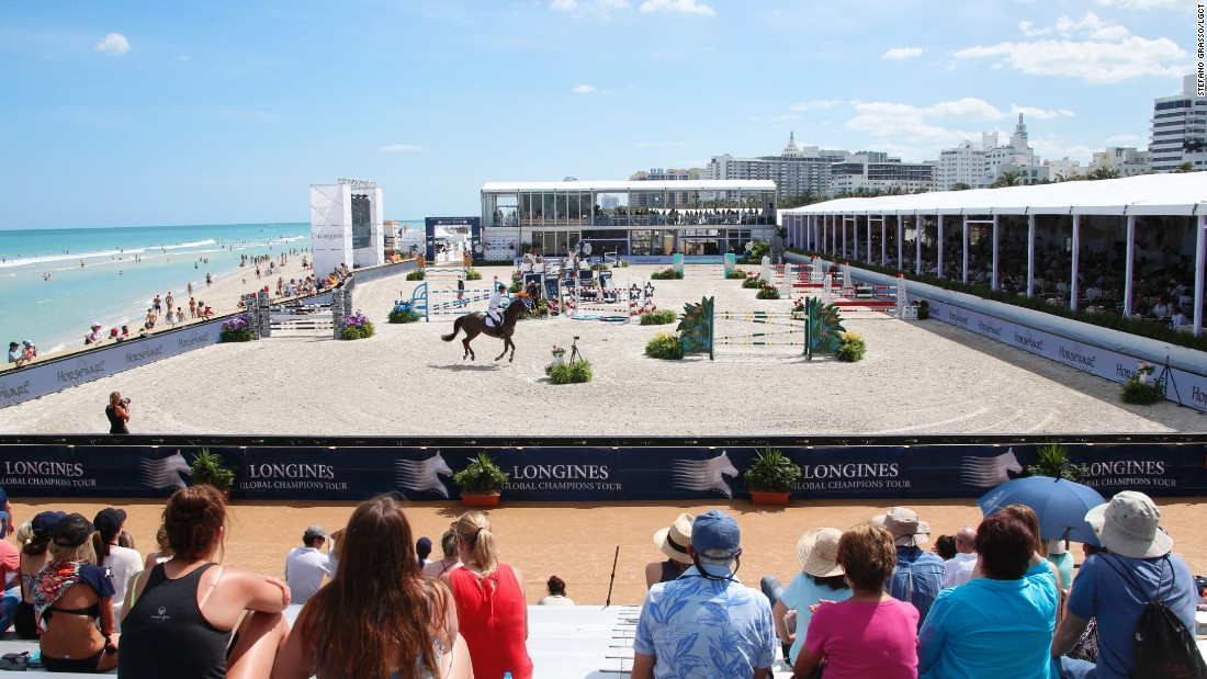 Longines Global Champions Tour Adds London And Berlin For 2017 Cnn
