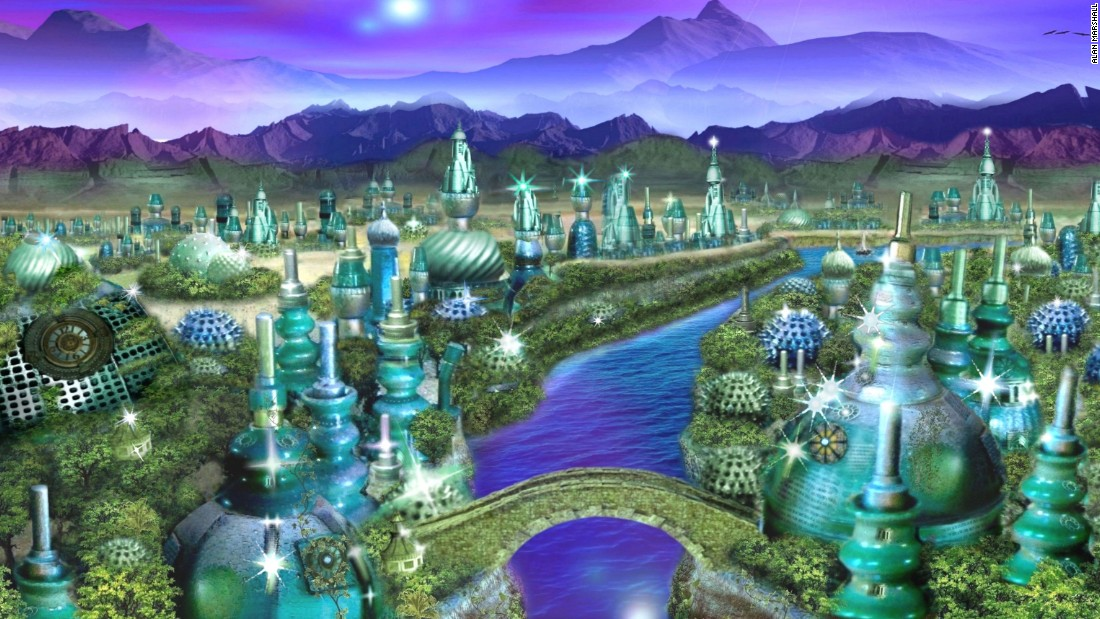 Image result for Utopian City