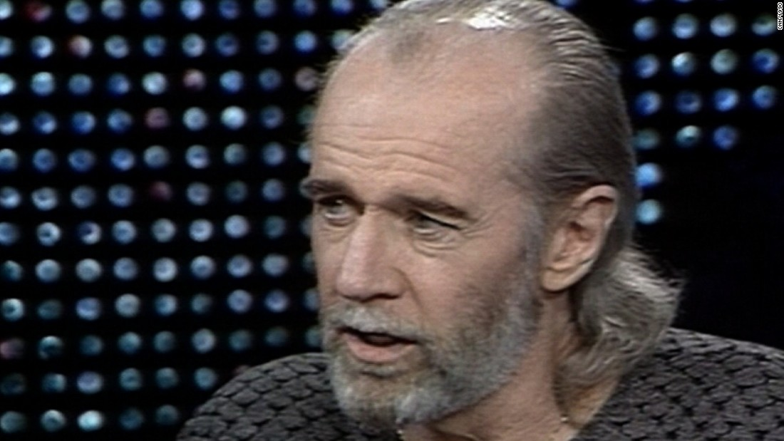 How George Carlin's filthy words made history - CNN Video