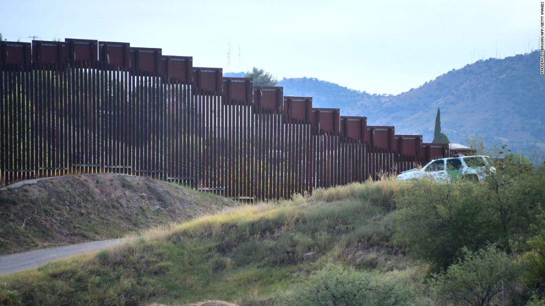 Why U.S. militarization of border isn't new