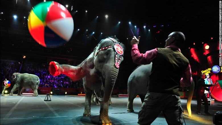 ringling brothers meet the clowns