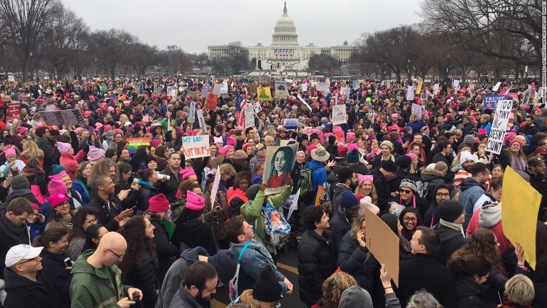 You participated in the Women's March. Now what?