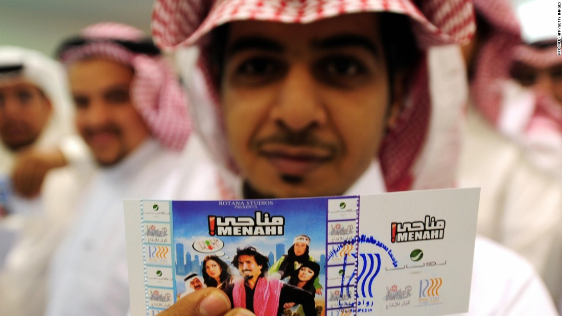 In the age of YouTube, whats the point in Saudi Arabias cinema ban?