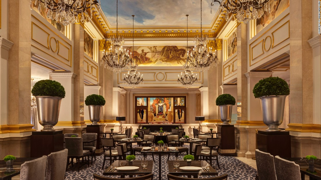 """The newest """"five diamond"""" hotels and restaurants are ..."""