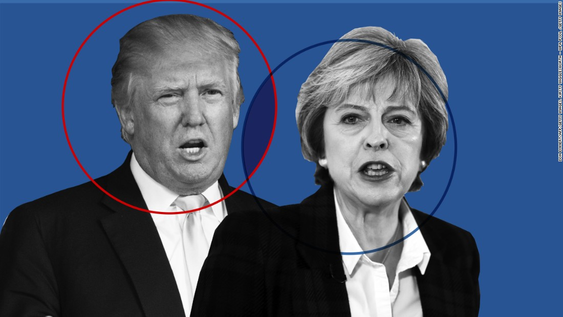 Donald Trump and Theresa May: Another 'special relationship'?