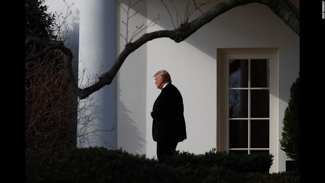 Trump's roller coaster first week of diplomacy