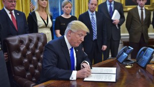 Inside the confusion of the Trump executive order and travel ban