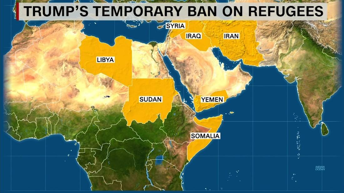 California Travel Ban Cnn
