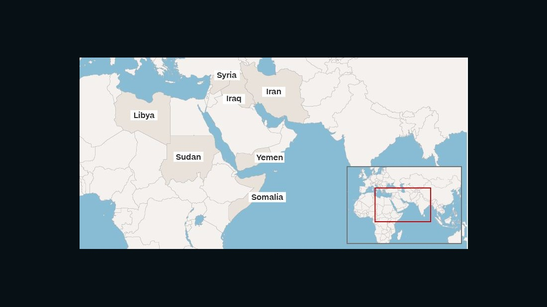 Travel Ban Of Muslims Or Nations