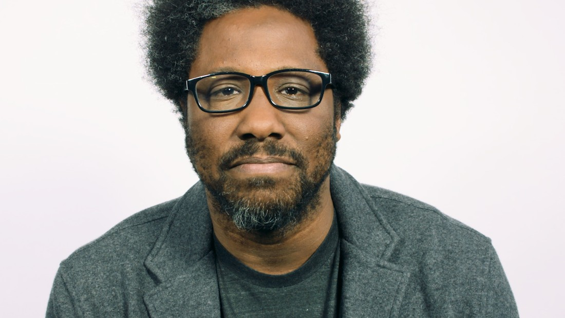 W. Kamau Bell: When I realized I was black - CNN Video