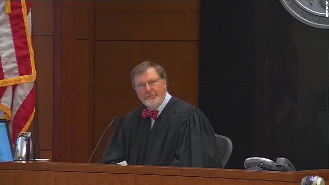 Judge Yates Travel Ban