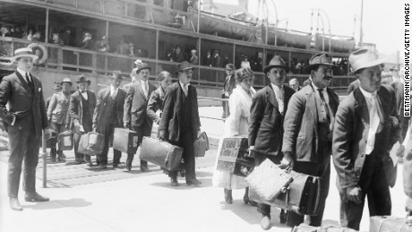 immigration take action for 1917
