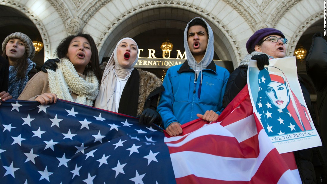 Trump's travel ban hits legal hurdles: Get up to speed