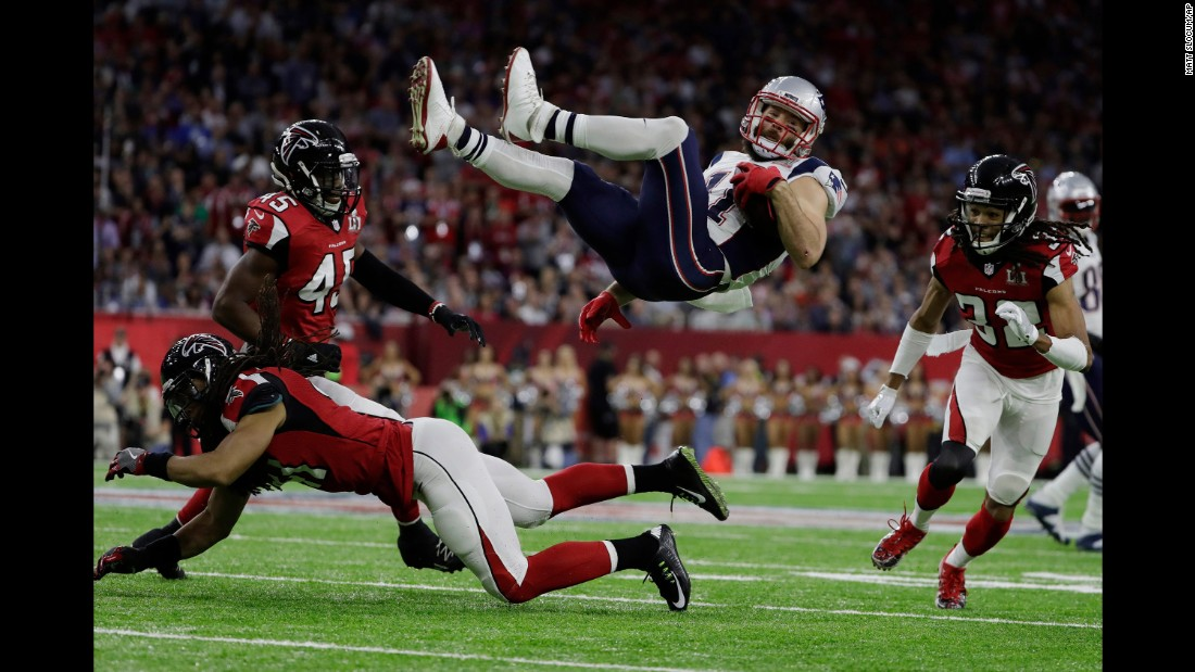 Super Bowl LI: A game is a game -- and what a game this ...