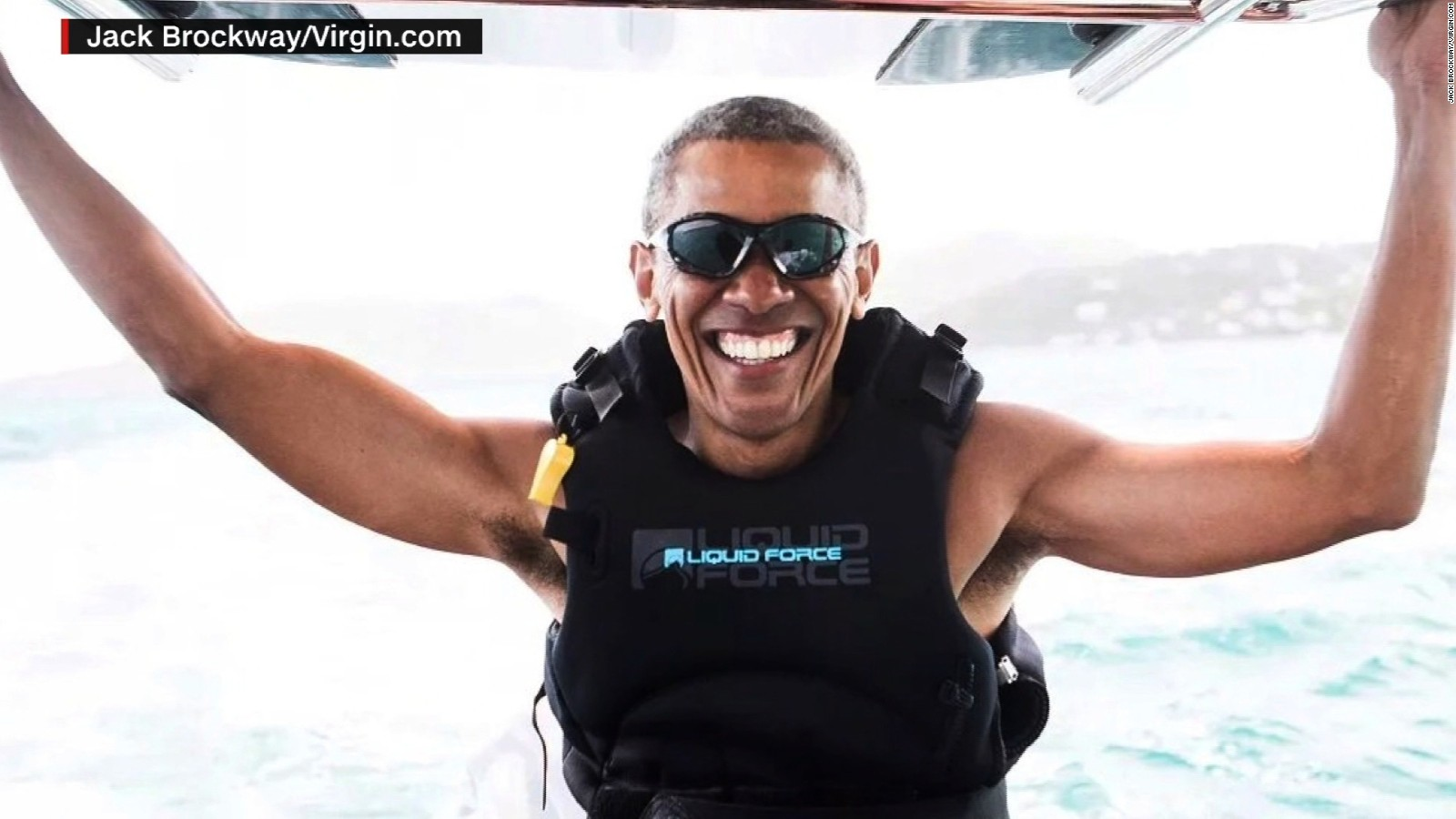 Image result for obama vacation