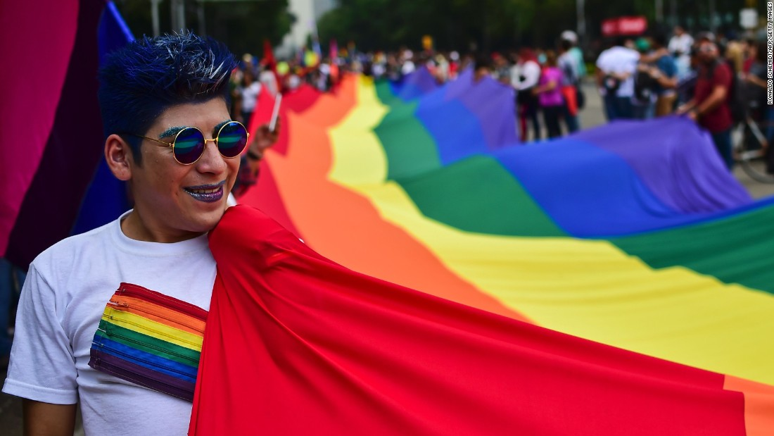 Gay In Latin America Legal But Deadly - Cnncom-4928
